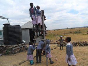 Colegio en Kenya